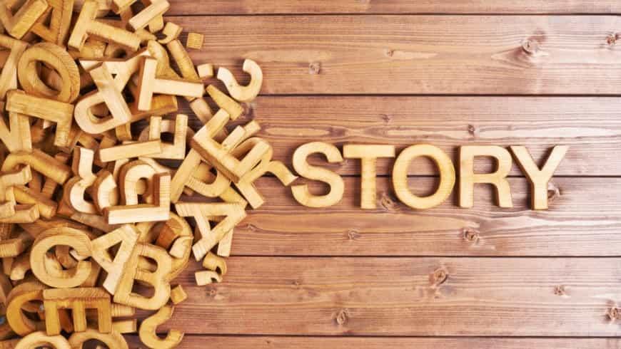 Как захватить мир с помощью истории.