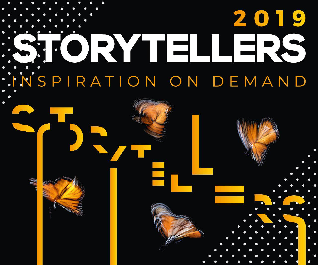Storytellers 2019 inspiration on demand  2 поток