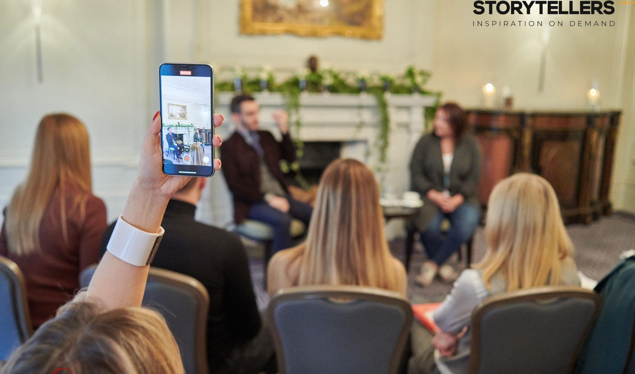 Storytellers 2019  London